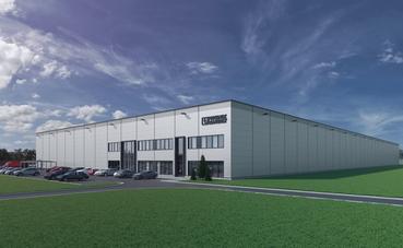 Panattoni zbuduje obiekt BTS dla Pheonix Contact E-Mobility GmbH w Rzeszowie – 15 000 m kw.
