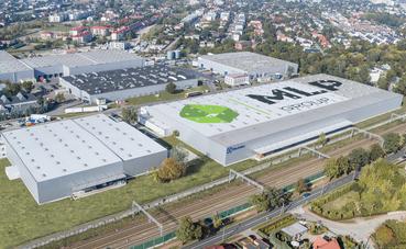 Electrolux pozostaje w MLP Pruszków I