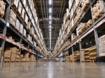 Amazon with a new logistics centre